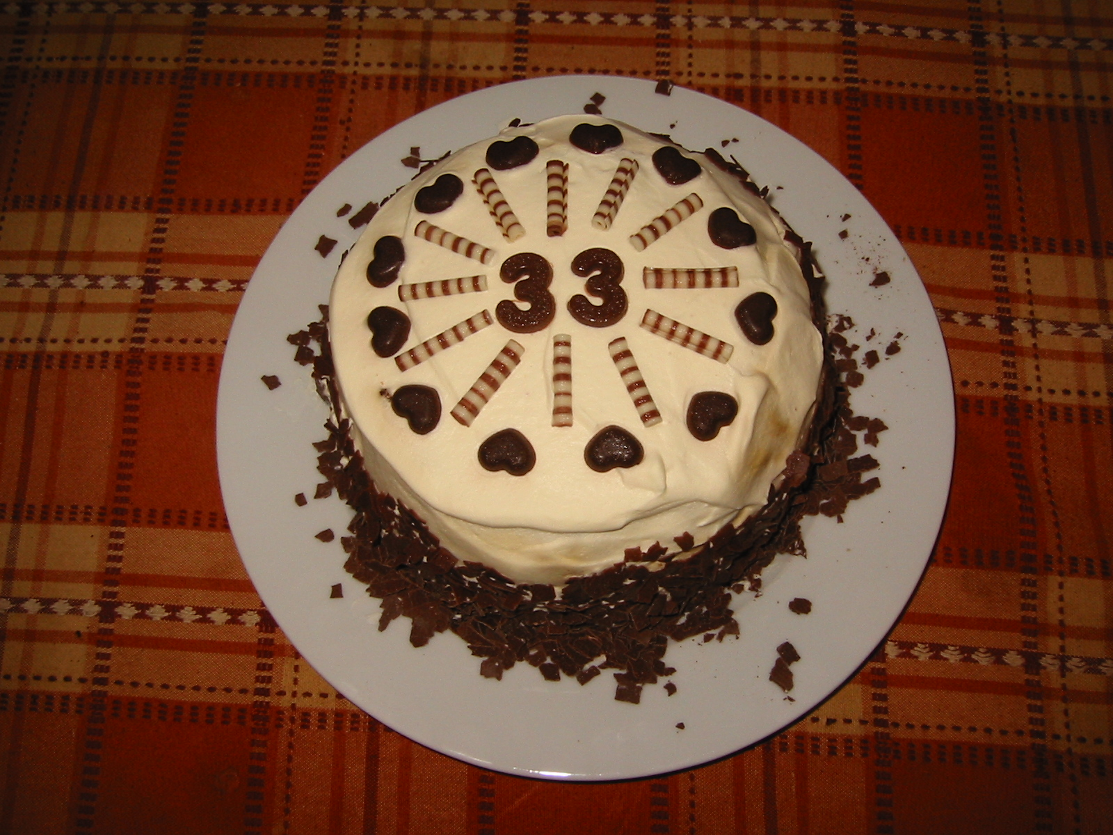 33 Year Old Birthday Cakes