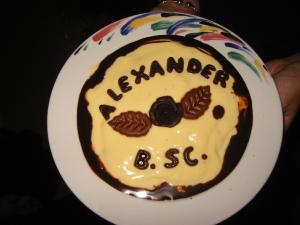 A Bachelor Pudding