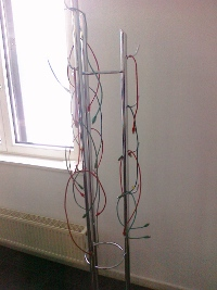 A 'Christmas tree' done by a network administrator